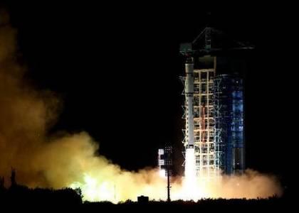 一箭三星 中国成功发射高分九号05星等3颗卫星