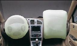 汽车安全气囊系统