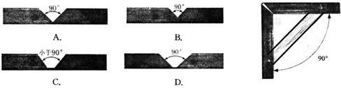 角钢制作三角架――通用技术网用图片